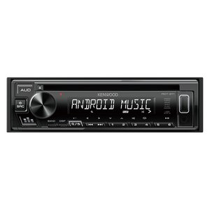 【1DINデッキ】KENWOOD(ケンウッド) RDT-211(CD/USBレシーバー) 【500】|bluepeter