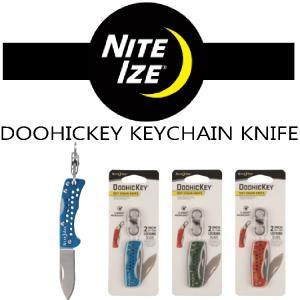 【紳士小物】NITEIZE DOOHICKEY KEYCHAIN KNIFE KMTK【548】 bluepeter