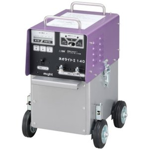 バッテリー溶接機  マイト工業 ネオライトII 140【460】|bluepeter