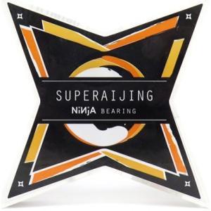 【スケートベアリング】NINJA(ニンジャ) 雷神(SUPER RAIJING)ABEC7 SKATE BEARING【350】|bluepeter