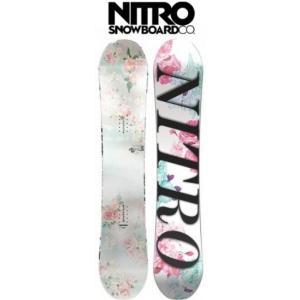 【レディース・ジュニアスノーボード】NITRO(ナイトロ) ARIAL【350】|bluepeter