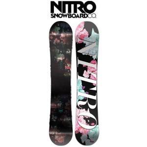 【レディーススノーボード】NITRO(ナイトロ) FATE-TRUE(フェイトトゥルー)【350】|bluepeter
