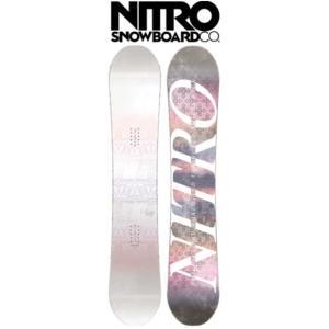 【レディーススノーボード】NITRO(ナイトロ) PRO ONE-OFF SILJE NORENDAHL【350】|bluepeter