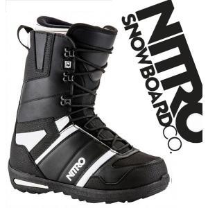 【スノーボードブーツ】NITRO(ナイトロ) VAGABOND STD BOOTS BLACK【350】