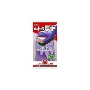 【作業手袋】ショーワグローブ ビニトップ厚手 NO-132【410】 bluepeter