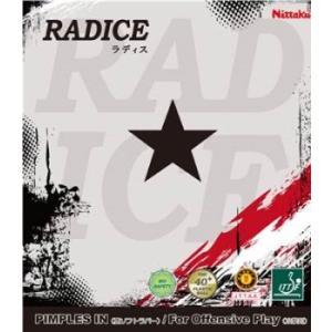 【卓球ラバー】NITTAKU(ニッタク) RADICE(ラディス)NR8726【350】|bluepeter