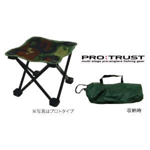 【釣り アウトドア】PRO TRUST ミニフォールディングチェア PT-5050【510】|bluepeter