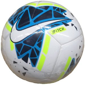 【サッカーボール】NIKE(ナイキ) ナイキ ピッチ SC3807-100【350】|bluepeter