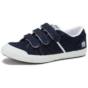 【カジュアルシューズ】【ADMIRAL】 INOMER V DENIM NAVY/WHITE SJAD1624-1001【470】|bluepeter