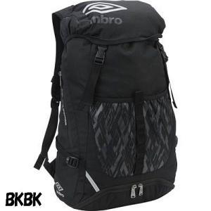 【スポーツバッグ】UMBRO(アンブロ) バックパック(サッカーボール用ネット付き)UUANJA26【750】|bluepeter