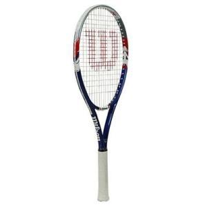 【硬式テニスラケット】WILSON(ウィルソン) 2015 US OPEN ADULT2(ガット張り上げ済)WRT3256002【350】|bluepeter