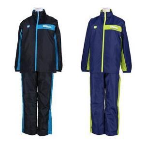 【スポーツトレーニングウエア】Wilson(ウィルソン) ジュニア ウインドアップスーツ WX5736【203】|bluepeter
