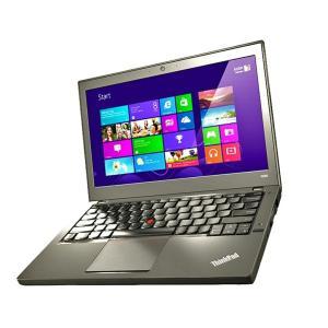 『型 番』 ThinkPad X240 『ディスプレイ』12.5型 HD(1,366×768ドット ...