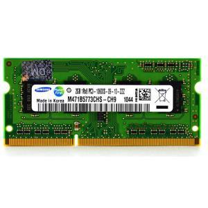 【中古良品】ノート用メモリ サムソン samsung PC3-10600S DDR3 1333 2GB 中古メモリ 【開店セール】【送料無料】