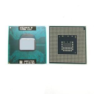 【中古良品】ノート用CPU intel Core2 Duo プロセッサー T9550 6M  2.66GHz 1066MHz インテル モバイル中古CPU 【送料無料】