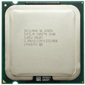 ★在庫処分セール★デスクトップ CPU インテル Core2 Quad Q9650 3.0GHz  【中古良品】送料無料
