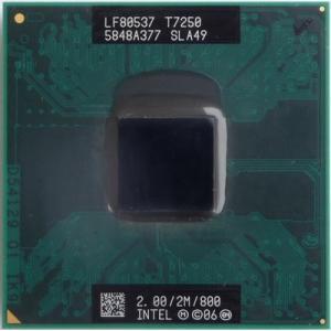 【中古良品】ノート用CPU INTEL Core2 Duo プロセッサー T7250 2M 2.00...