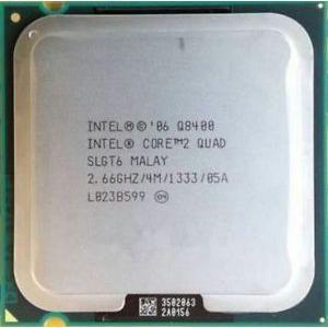 ★在庫処分セール★デスクトップ CPU インテル Core2Quad Q8400 2.66GHz 1333MHz 4MB 【中古良品】送料無料