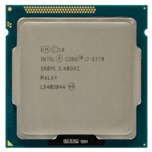 年末在庫処分セール★デスクトップPC用CPU INTEL Core i7-3770  3.40GHZ インテル 増設CPU【送料無料】【美品】