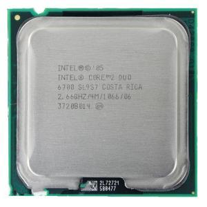★令和セール★デスクトップ CPU インテル Core2 DUO E6700 2.66GHZ/106...