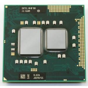 ノート CPU インテル Core i5-460M 2.53GHz~2.80GHz  【中古良品】送料無料 代引き不可