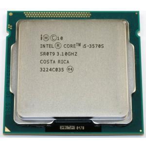 年末在庫処分セール★デスクトップPC用CPU INTEL Core i5-3570s  3.10GHZ インテル 増設CPU【送料無料】【美品】