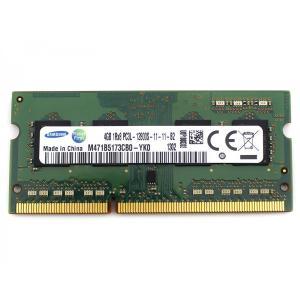 【中古良品】ノート用メモリ SAMSUNG PC3L-12800S DDR3L 1600  4GB 中古メモリ 【送料無料】増設メモリ