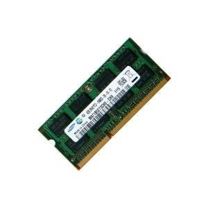 ★在庫処分セール★数量限定★【中古良品】ノート用メモリ SAMSUNG PC3-10600S DDR3 1333  4GB 中古メモリ 【送料無料】増設メモリ