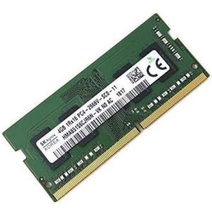 安心初期保障★SK hynix HMA851S6CJR6N Non ECC PC4-2666V 4GB DDR4  2666MHz 260pin SDRAM SODIMM 増設メモリ ★送料無料 最短翌日届けの画像