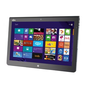 「在庫処分」中古タブレットパソコン 富士通 STYLISTIC Q702 第3世代 Core i5 高速SSD64搭載 大画面11.6型HD Win10搭載モデル
