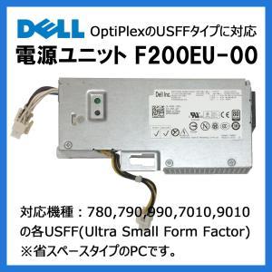 DELL F200EU-00 電源ユニット/OptiPlex 780,790,990,7010,9010のUSFFに対応