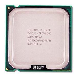 【中古良品】デスクトップ用CPU インテル E8600 6M 3.33GHz 1333MHz  中古CPU 【開店セール】【送料無料】
