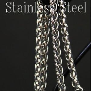 チェーン/ネックレス/ステンレススパイクチェーン/ネックレス(2.3mm/50cm)|bluestar-shop|03