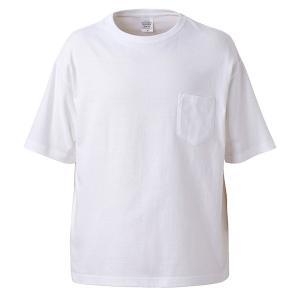 Tシャツ メンズ レディース 半袖 無地 白 ホワイト s m l xl 2l 大きいサイズ 丈夫 トップス ユニセックス 綿100% ジュニア スポーツ キッズ おしゃれ ポケット|bluestyle