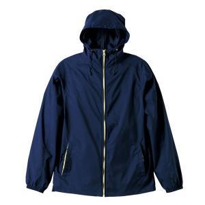 ジャケット メンズ レディース 紺 ネイビー s m l xl 2l ブルゾン ナイロン 防寒 フード アウター 秋 冬 防風 撥水 無地 ジャンパー カジュアル 大きい 大人 男|bluestyle