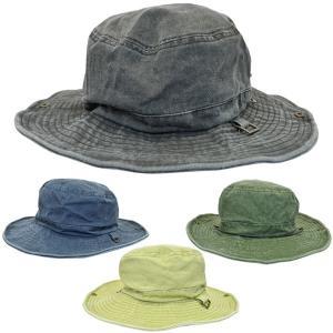 アドベンチャーハット メンズ レディース サファリハット 帽子 アウトドア 綿 フェス ぼうし ハット サイズ調節 つば広 日よけ 登山 夏 おしゃれ キャンプ 2way|bluestyle