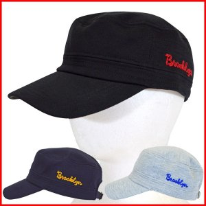 キャップ メンズ レディース 帽子 ワークキャップ シンプル ロゴ 黒 綿 おしゃれ レイルキャップ 迷彩 夏 カモフラージュ コットン ジュニア 刺繍 ストリート 柄|bluestyle