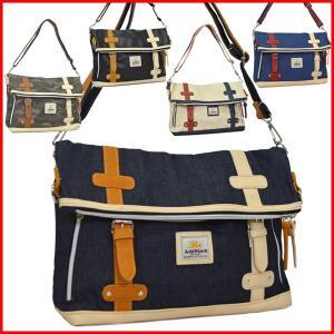 ショルダーバッグ メンズ レディース 斜めがけ 斜め掛け 人気 2way 口折れ 通学 大容量 アウトドア 旅行 メンズバッグ レディースバッグ 鞄 かばん 携帯 財布 女|bluestyle