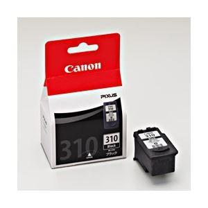 【商品名】 【純正品】 キヤノン(Canon) インクカートリッジ ブラック 型番:BC-310 単...