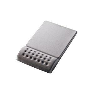 【商品名】 (業務用5セット)エレコム ELECOM マウスパッド MP-095GY グレー 【ジャ...