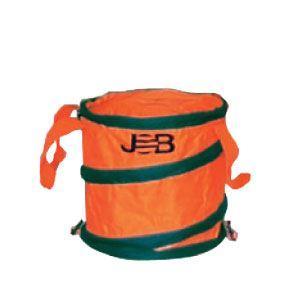 【商品名】  (まとめ)現場用折りたたみ式ゴミ箱  【Sサイズ×5セット】  ジョブマスター  JG...