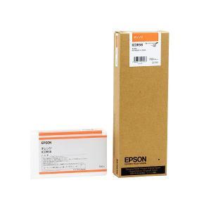 【商品名】 (まとめ) エプソン EPSON PX-P/K3インクカートリッジ オレンジ 700ml...