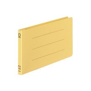 【商品名】 (まとめ) コクヨ 統一伝票用フラットファイル B4 1/3ヨコ 150枚収容 背幅18...
