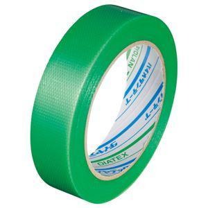 (まとめ) ダイヤテックス パイオランクロス粘着テープ 塗装養生用 25mm×25m 緑 Y-09-...