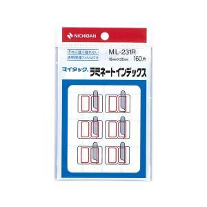 【商品名】 (まとめ) ニチバン マイタック ラミネートインデックス 保護フィルム付 小 18×25...