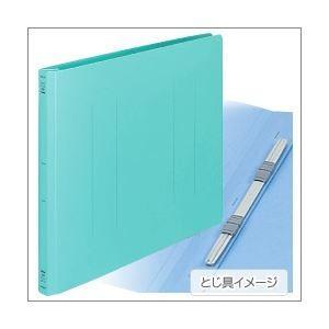 【商品名】 (業務用セット) コクヨ フラットファイル(ポリプロピレン表紙) B4ヨコ・グリーン 【...