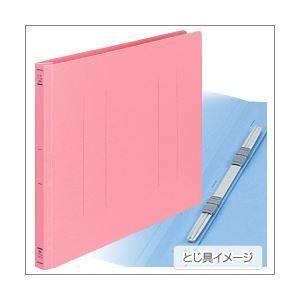 【商品名】 (業務用セット) コクヨ フラットファイル(ポリプロピレン表紙) B4ヨコ・ピンク 【×...
