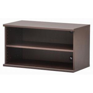 カラーボックス(収納棚/カスタマイズ家具) 2段 〔幅78.9cm×高さ43.5cm〕 エイ・アイ・...