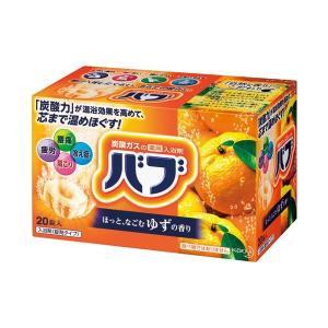 【商品名】 (業務用10セット) 花王 バブ ゆずの香り 20錠入