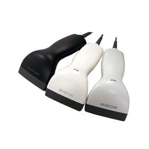 【商品名】 ビジコム バーコードリーダー2アレンジCCD USB ブラック BC-BR900L-B ...